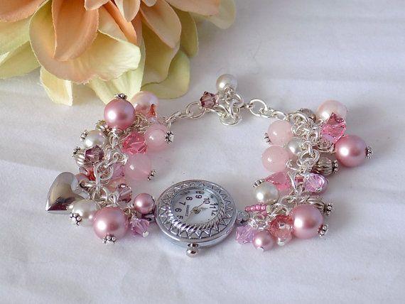Ehi, ho trovato questa fantastica inserzione di Etsy su https://www.etsy.com/it/listing/217774134/silver-watch-bracelet-watch-ladies-watch