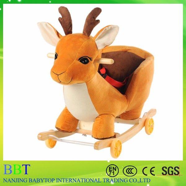 https://www.i-sabuy.com/ 2016ใหม่เด็กม้าโยกตุ๊กตา,ตุ๊กตาโยกของเล่นม้าตลกเด็กของเล่น,การ