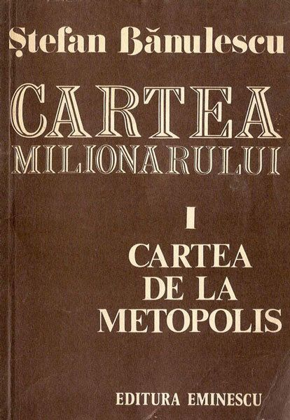 Cartea Milionarului – Ștefan Bănulescu [2003 / Română] :: Torrents.Md…