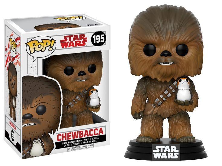 Pop! Star Wars: The Last Jedi - Chewbacca