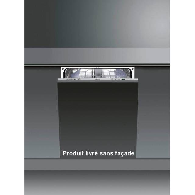 Lave vaisselle SMEG STA643DD tout intégrable 60cm prix promo Mistergooddeal 529,99 € TTC au lieu de 939.00 €