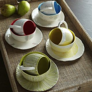 West Elm Dinnerware by AphroChic - Designed by South African artisans the Imiso Tableware set & 8 best African dinnerware images on Pinterest | Dishes Dinner ware ...