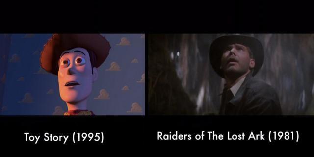 Η Pixar και το κλασικό Χόλιγουντ, σε ένα πεντάλεπτο αχαλίνωτης κινηματογραφικής λατρείας!