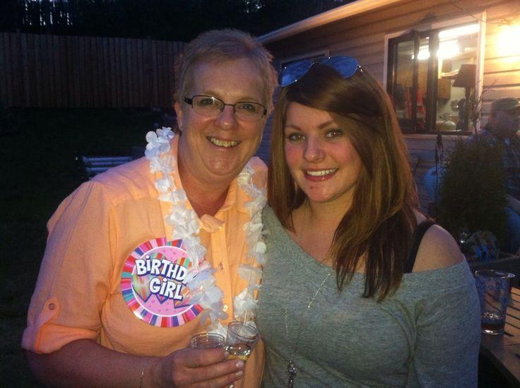 Aunt mon's birthday