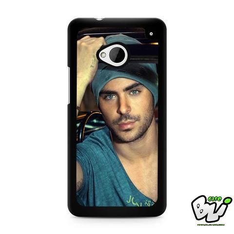 Zac Efron In Car HTC G21,HTC ONE X,HTC ONE S,HTC  M7, M8, M8 Mini, M9, M9 Plus,HTC Desire Case