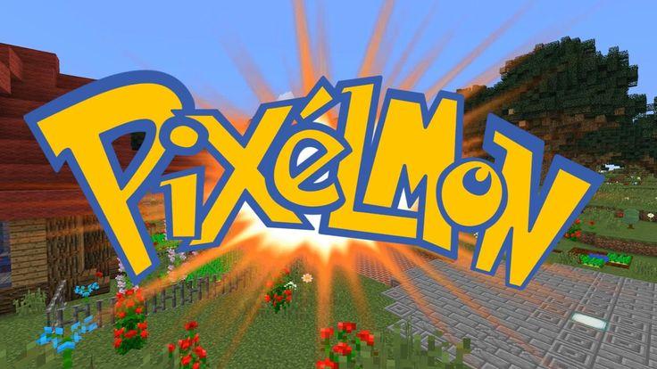 OUR FIRST SHINY !! - PIXELMON #1 (Pokemon Minecraft Mod) /W KILLERKEV
