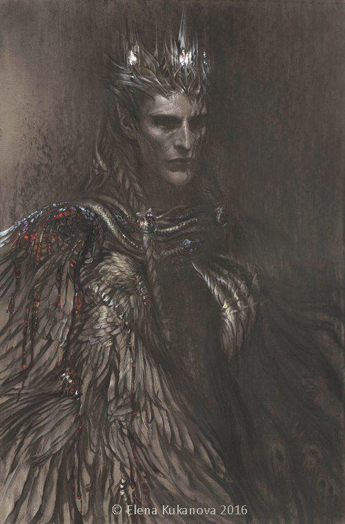 Melkor Morgoth  https://vk.com/kukanovaart