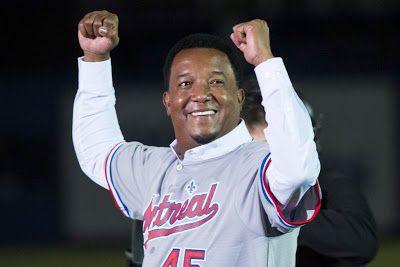 MLB: Pedro Martínez electo al Salón de la Fama de Canadá