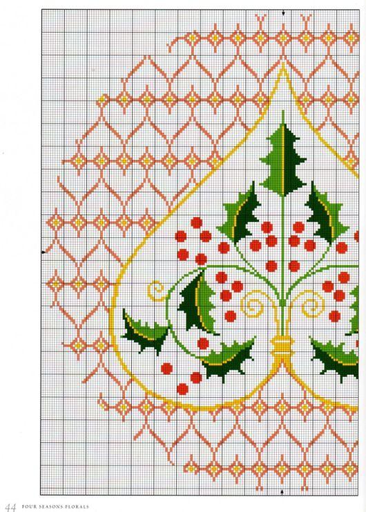 Gallery.ru / Фото #42 - Elizabethan Cross Stitch - Orlanda