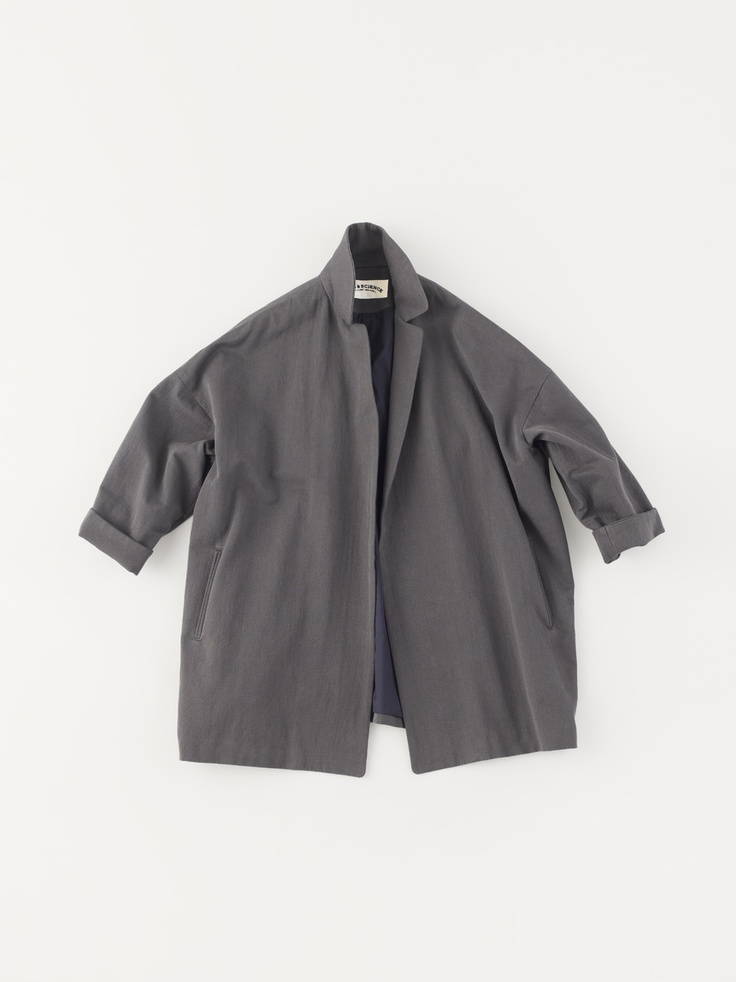 arts & science buttonless coat a/w 12