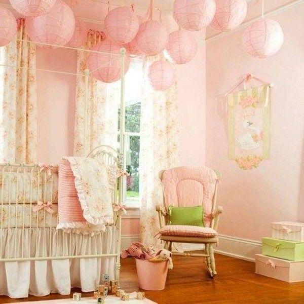 Stunning Baby Girl Bedroom