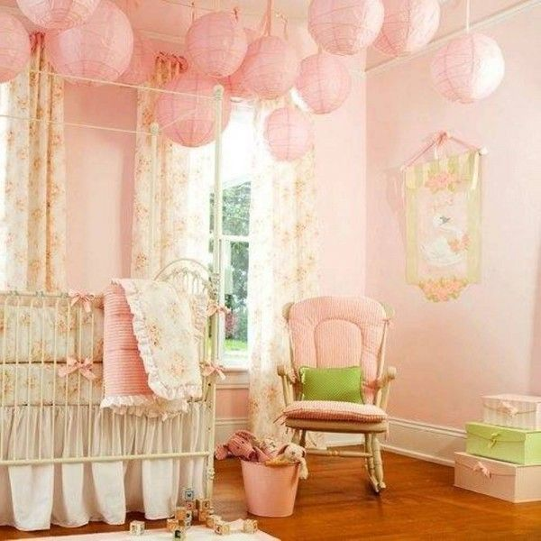 Stunning Baby Girl Bedroom