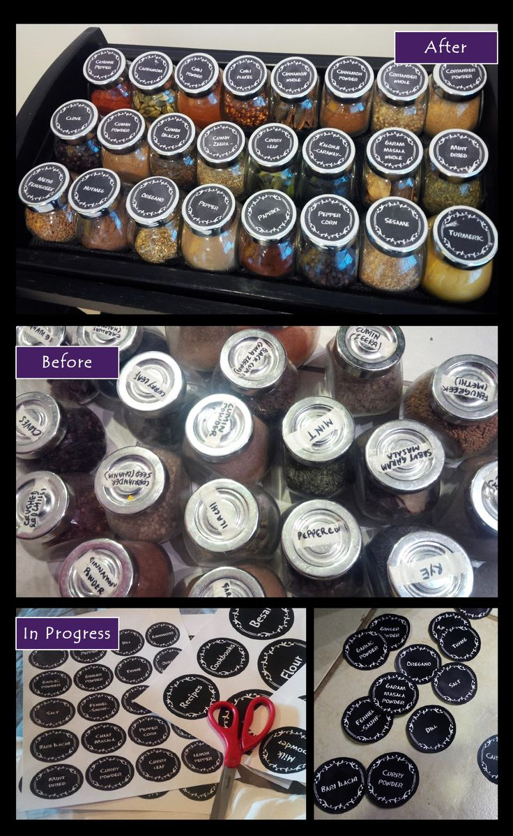 spice labels printable exactly fitted for ikea rajtan jars home