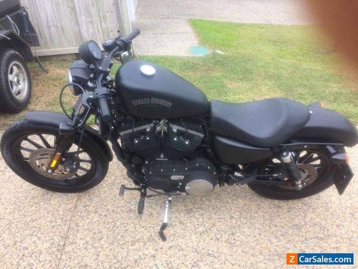 Harley Davidson custom 2013 iron 883 #harleydavidson #forsale #australia