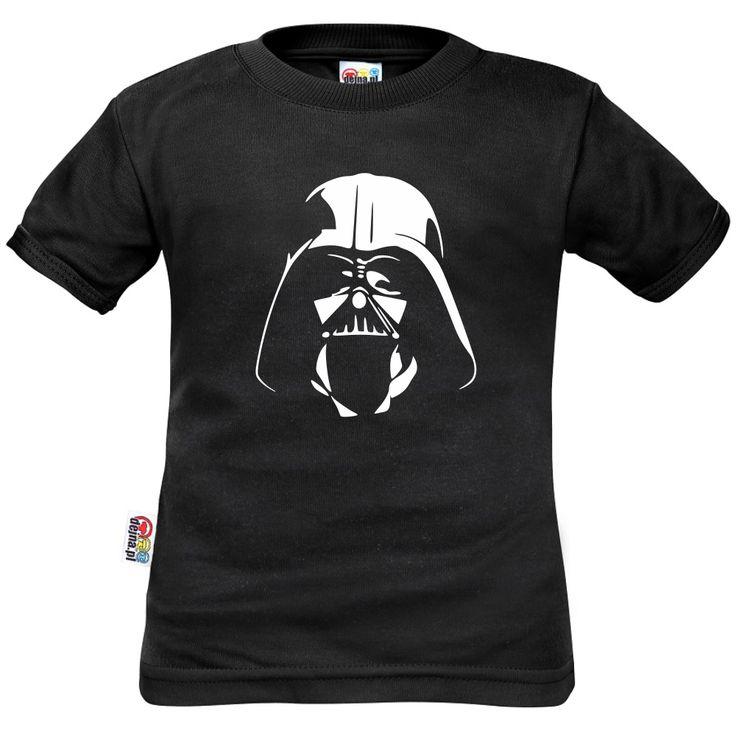 Tee shirt enfant noir : Lord Vader - Drôles - Family In Black