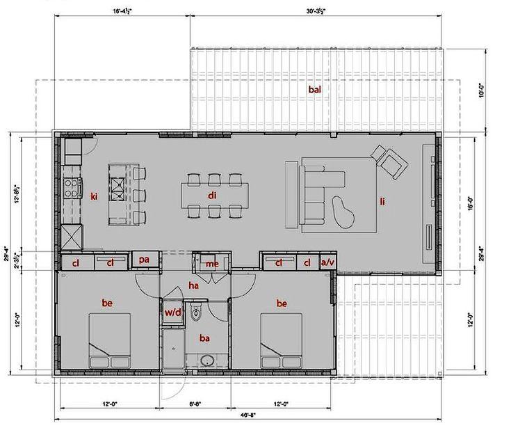 12 best lindal elements images on pinterest lindal cedar for Lindal homes floor plans