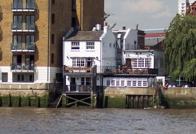 Prospect of Whitby, 57 Wapping Wall, Wapping, London E1W 3SH