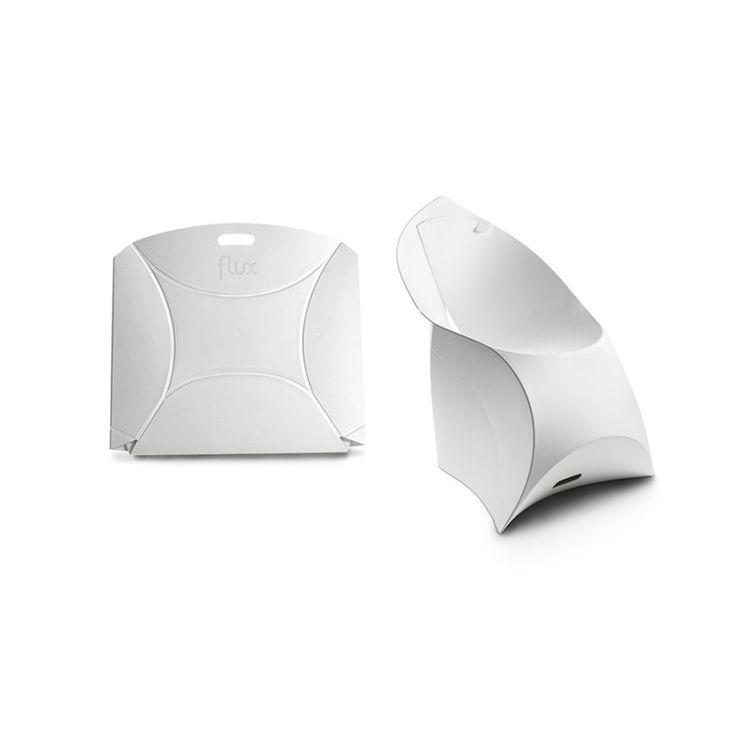 Silla plegable, desde el sobre a la silla . genial!! ganadora de premio al diseño alemán. FCH-WH-05