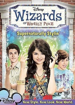 Disney Channel Wizards Of Waverly Place: Supernaturally Stylin'