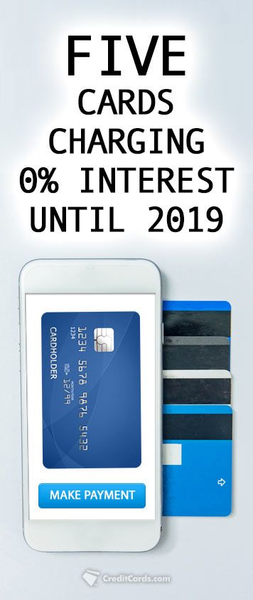 If you're looking to get out of debt and save money you may want to consider a credit card with 0% interest. Discover the top low APR credit cards at CreditCards.com, pay no interest well into 2019 and start saving money today.