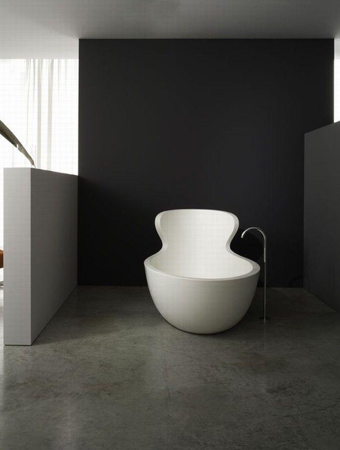 Arne bathtub by Rapsel - Download 3D models here: http://www.syncronia.com/prodotto.asp/lingua_en/idp_45/rapsel-arne-bathtub.html