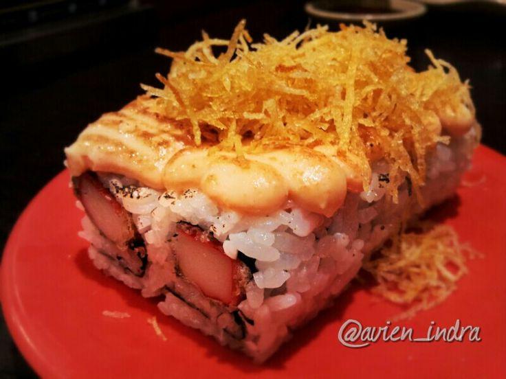 Kani Mentai Sushi, Sushi Tei