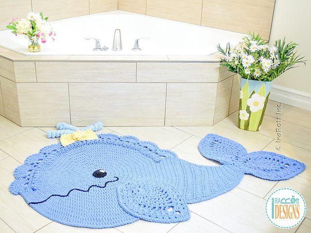 tapete baleia de croche tapete peixe de croche receita aprender croche edinircrochevideos