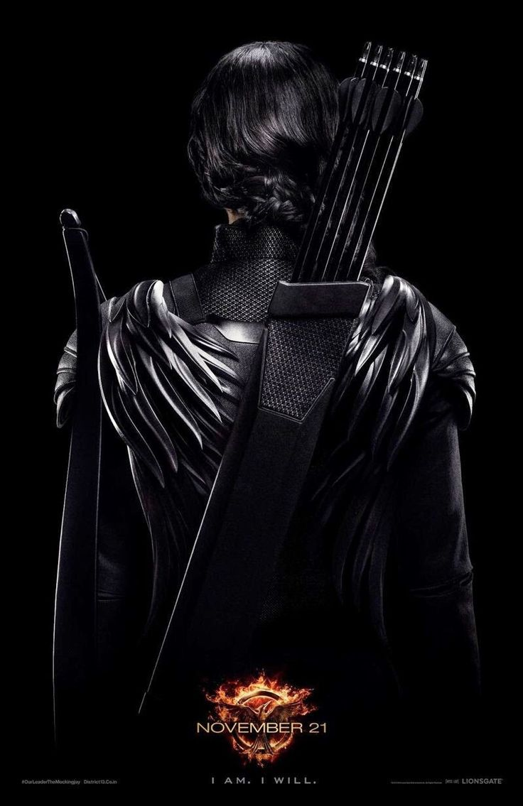 New poster for Mockingjay Part 1. So when are we gonna get the front of katniss?? This movie needs more promotion! Catching fire had a full length trailer by august!! I would be so much more exited if there was more peeta too!!! What are you waiting for lionsgate!!???