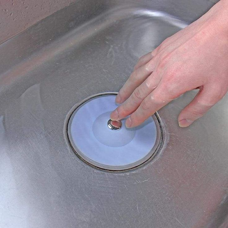 Ultimate Drain Stopper (With images) Sink strainer, Sink