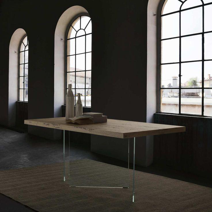 Venice's Briccole Flai table