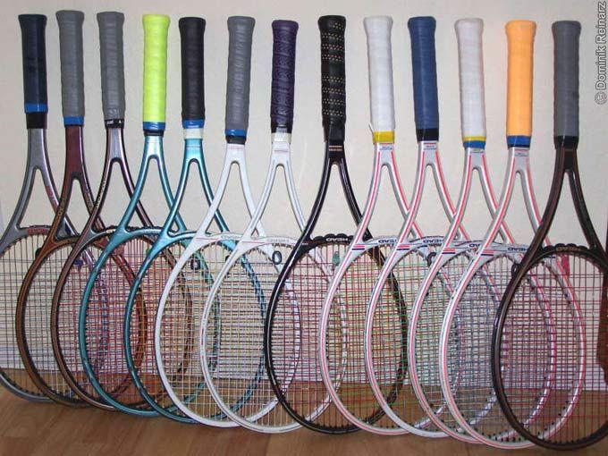 Dominik Reinarz_Head racquets - 80s-tennis.com