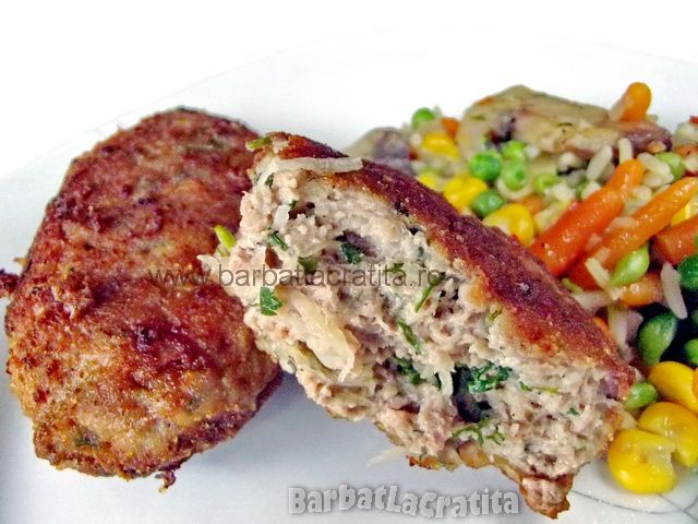 Parjoale moldovenesti (chiftele)