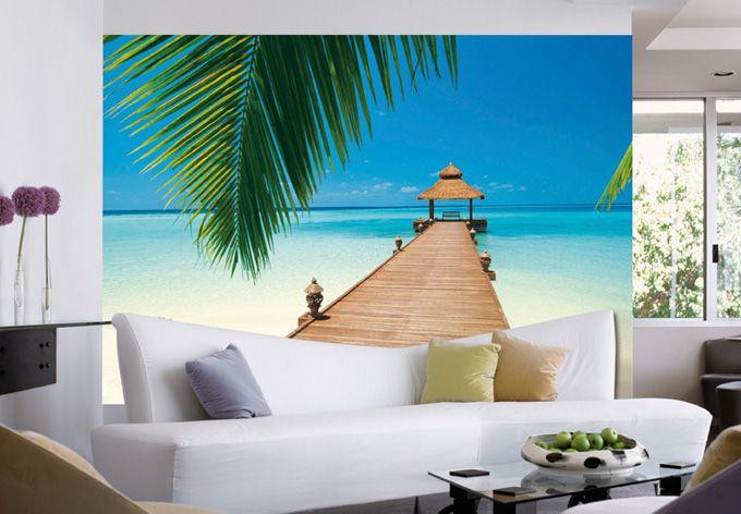 Fototapete-Paradise-Beachjpg 680×472 Pixel Fototapete - küchenspiegel mit fototapete