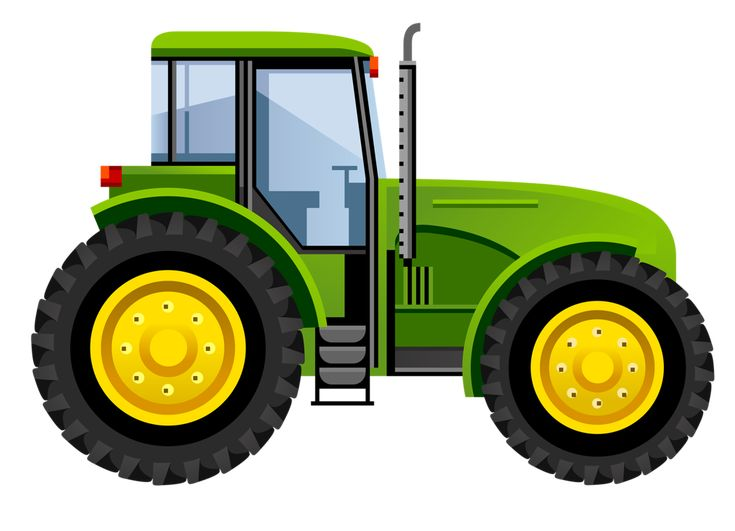 Animated John Deere Tractors And Wagon : Best komunikacja pojazdy transport images on