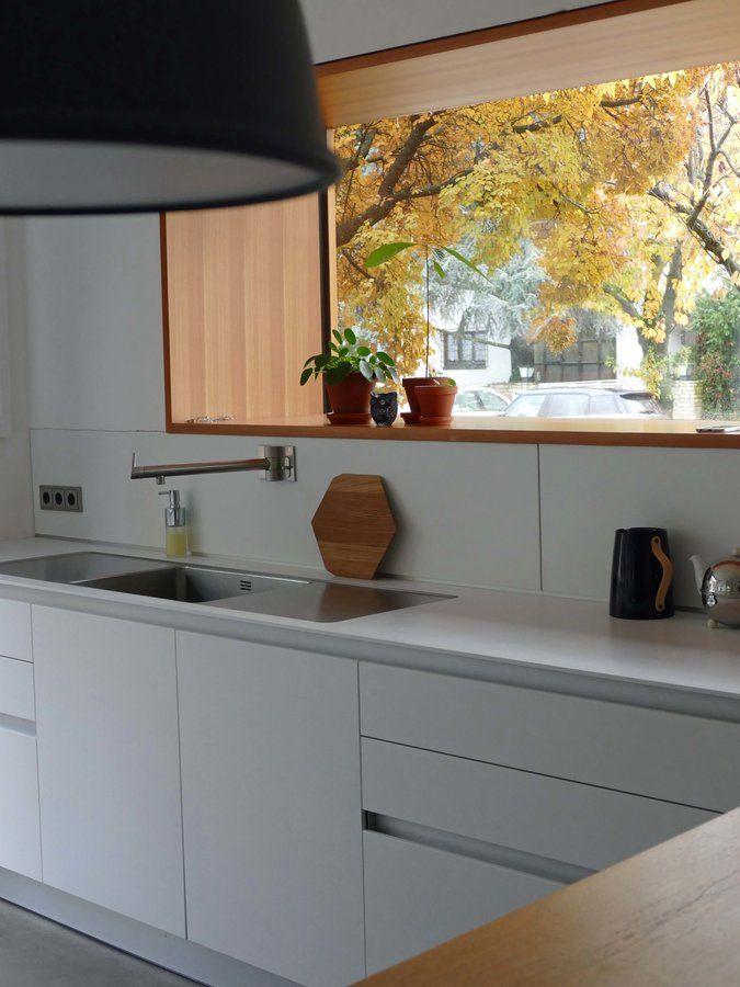 41 best Küchen images on Pinterest Kitchen ideas, Kitchen - k che wei matt grifflos