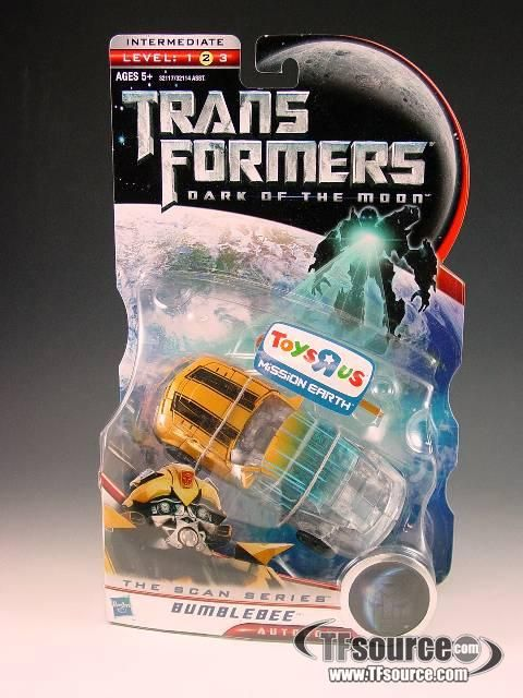 #transformer dotm - deluxe class - bumblebee - toys r us exclusive