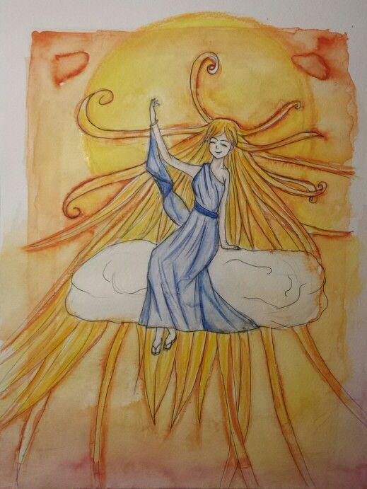 """""""I am the sun"""""""