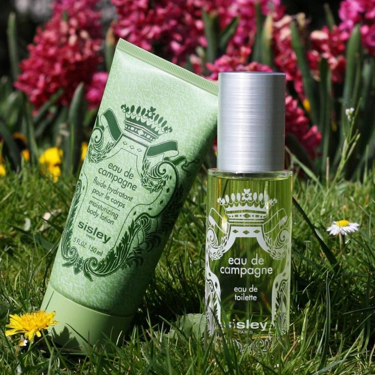 Discover the fragrance and all our products Eau de Campagne