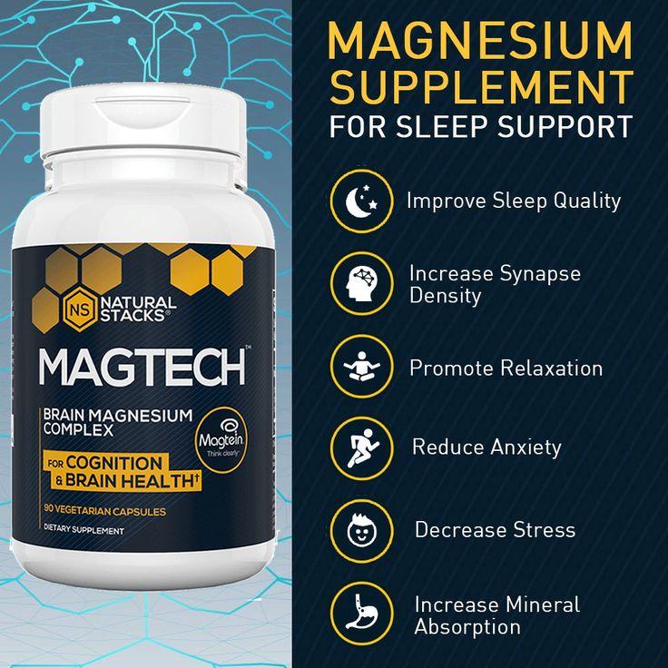 Magtech magnesium complex in 2020 magnesium supplements