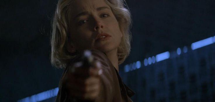 Sharon Stone Sliver (1993)