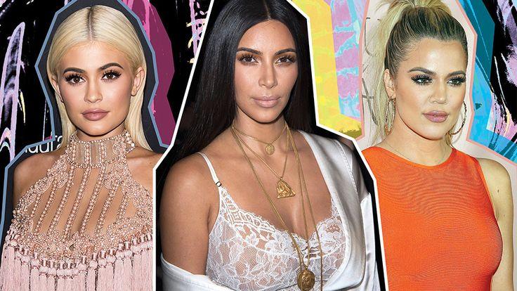 45 Kardashian-approved drugstore beauty products: Kardashian Beauty Feat