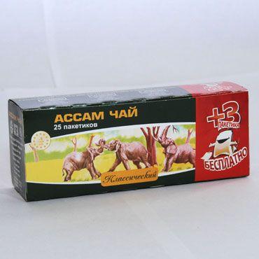 Ассам чай классический пакетированный
