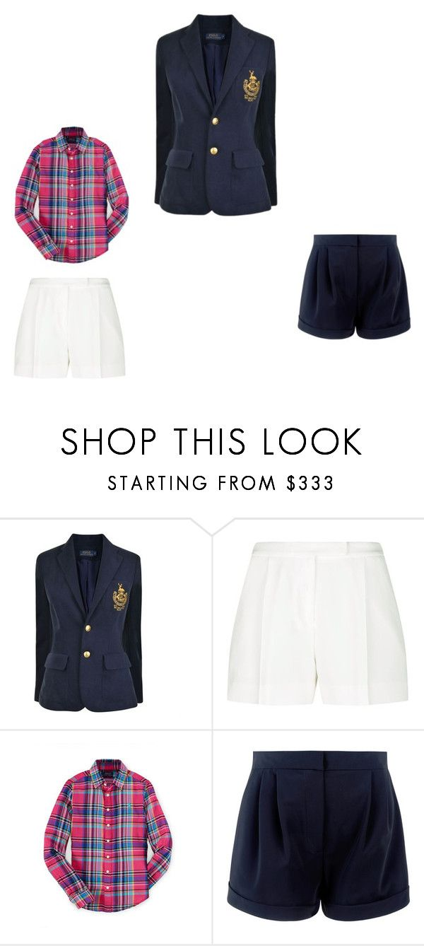 """КЛУБНЫЙ СТИЛЬ"" by lana-tuz on Polyvore featuring мода, Polo Ralph Lauren и Elie Saab"