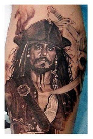 Tatuagens com Johnny Depp 01