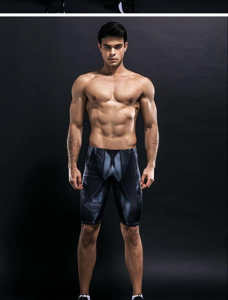 Short compression Superman