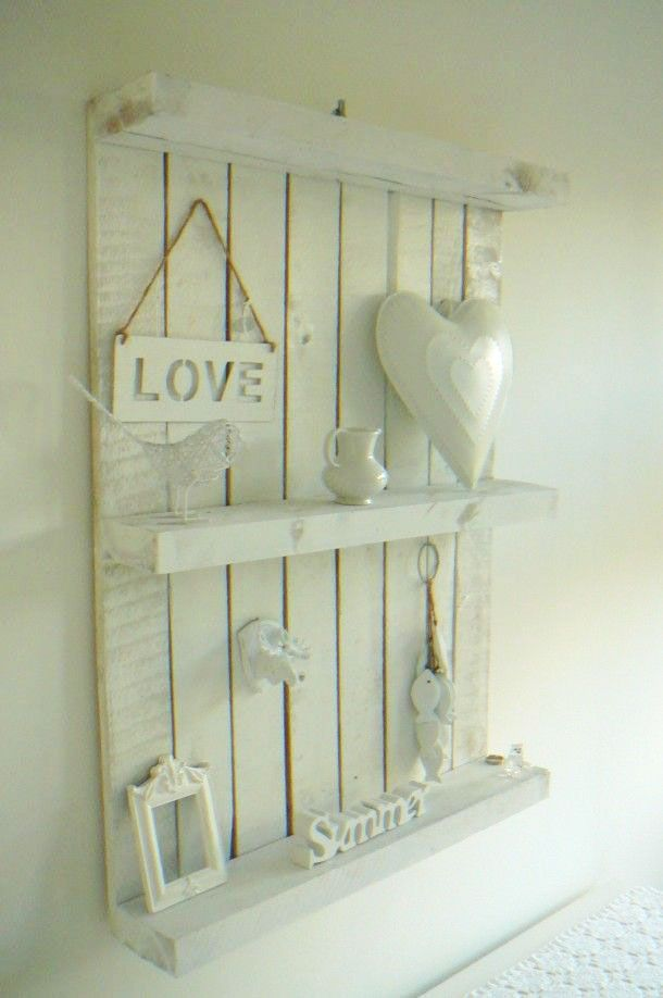 17 best images about riciclo creativo pallet on pinterest - Giardino shabby chic fai da te ...