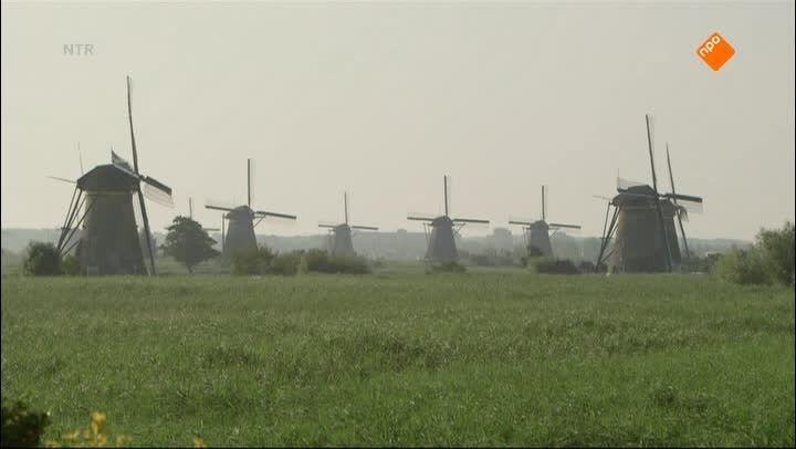 Tiendelige serie over de tien door UNESCO erkende werelderfgoederen in Nederland. In deze uitzending de molens in Kinderdijk.