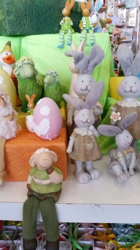 Húsvét dekoràció kreatív hobby diy lakásdekoráció tavasz otthon kerámia nyuszi bari csibe tyúk ajándék