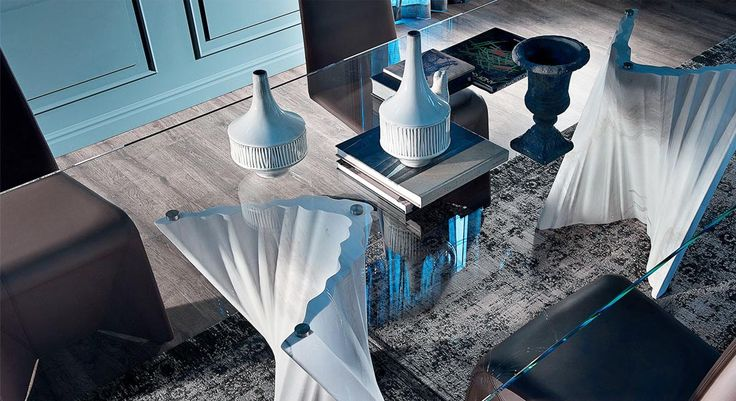 Table - Cattelan Italia - Plisset