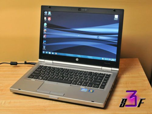 HP EliteBook 8460p Intel i5 8GB RAM 500GB HDD 14
